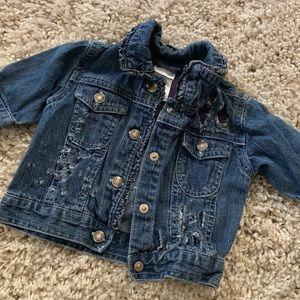Baby Jean jacket (yeezy look)